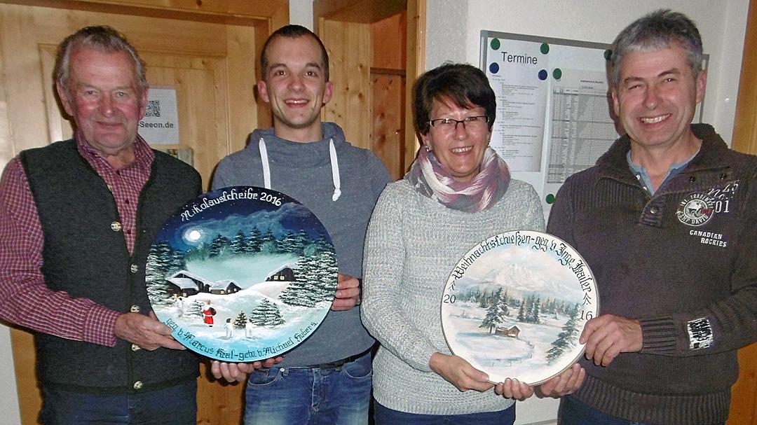 Nikolaus- und Weihnachtsschießen 2016