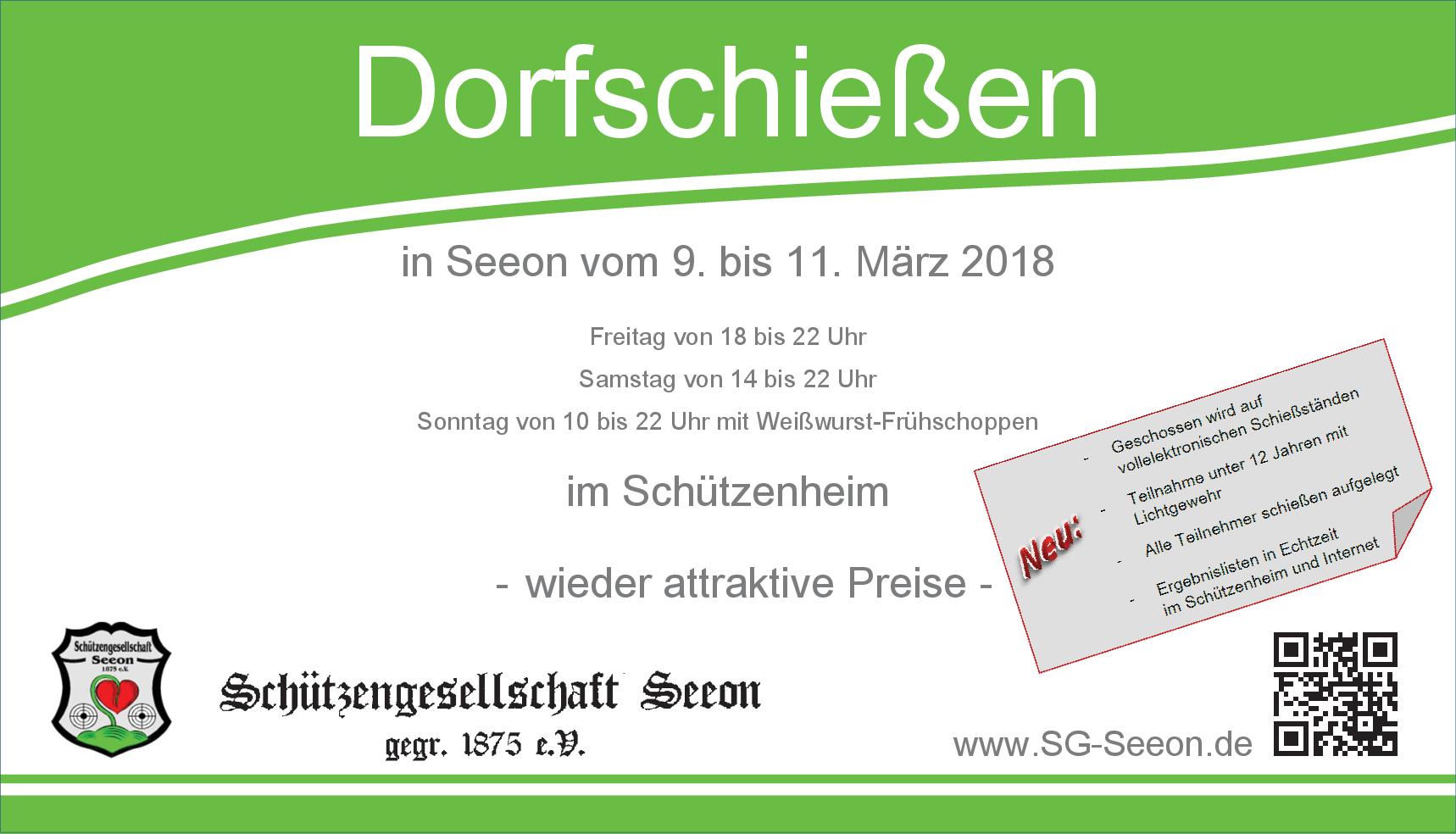 Einladung Dorfschießen_2018