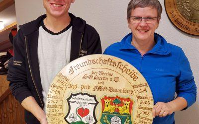 Freundschaftsschießen SG-Seeon – FSG Baumburg 2019